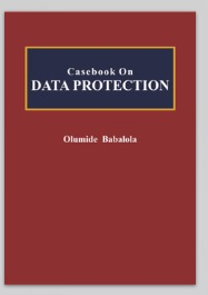 casebook on data protection